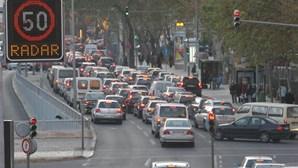 'Aceleras' travados com presença de mais radares nas estradas portuguesas