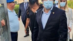 Puigdemont livre da prisão não pode sair da Sardenha