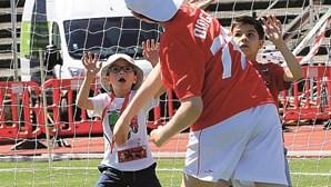Festa do desporto no 1.º Maio com o Record Challenge Park