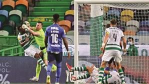 Leão só morde de penálti: Sporting com vitória sofrida frente ao Marítimo