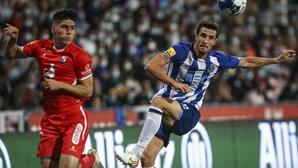 FC Porto consegue vitória sofrida frente ao Gil Vicente em Barcelos