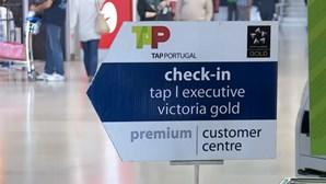 TAP vendeu centenas de milhões de euros em voos cancelados