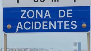 Sinistralidade nas estradas portuguesas aumentou este verão