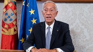 """Presidente da República diz que pandemia """"piorou brutalmente"""" o panorama dos sem-abrigo em Portugal"""