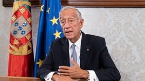 """Marcelo diz que """"esperava mais"""" participação dos portugueses nas autárquicas e afasta crises políticas"""
