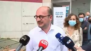 Vladimiro Feliz votou na Universidade Católica