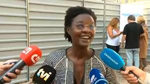 """Beatriz Gomes Dias diz que é """"fundamental"""" votar nas autárquicas"""