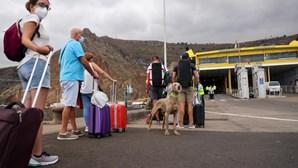 Aeroporto de La Palma retoma voos suspensos desde sábado