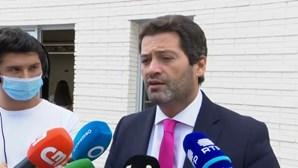 """""""Hoje é um dia para celebrar a democracia, independentemente dos resultados"""", diz André Ventura"""