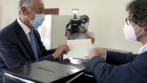 """Marcelo diz que seria difícil de entender """"se as pessoas não votassem nestas eleições"""""""