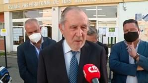 """Ramalho Eanes afirma que """"a pior ameaça à democracia é a abstenção"""""""