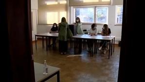 Afluência às urnas até às 16h00 é de 42,34%