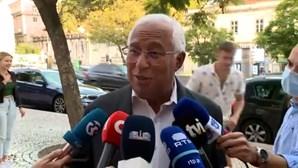 """António Costa diz que """"qualquer tipo de abstenção é negativa"""""""