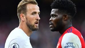 Arsenal vence Tottenham do treinador português Nuno Espírito Santo
