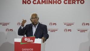 """""""Ficou ultrapassado em julho, não há remodelação prevista"""", garante António Costa"""