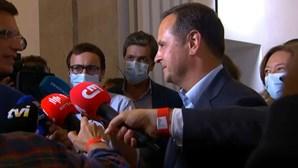 """""""Estou preparado para todas as decisões dos eleitores"""", diz Medina sobre eventual perda de maioria absoluta em Lisboa"""