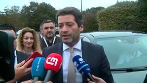 """""""Acreditamos que é possível ficar em terceiro nesta noite eleitoral"""" reforça André Ventura"""
