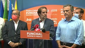 """Vitória do PSD no Funchal: """"Temos um trabalho muito grande pela frente"""""""