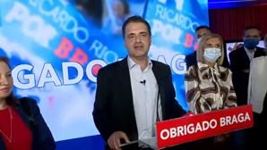 PSD volta a vencer em Braga