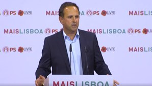 Fernando Medina assume derrota na corrida à Câmara de Lisboa