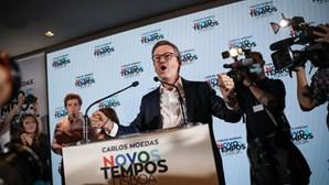 Carlos Moedas vence duelo com Fernando Medina e conquista Câmara de Lisboa