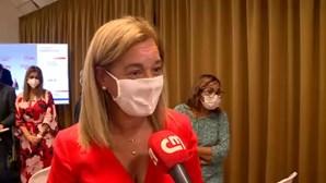 Carla Tavares vence estrela da televisão na Amadora