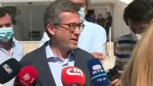 """""""É simbólico sobre a maneira como quero estar na governação"""": Moedas cumpre primeira promessa eleitoral"""