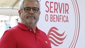 Movimento 'Servir o Benfica' já recolheu votos para formalizar candidatura à presidência do clube
