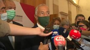 Marcelo afasta crises políticas após resultados das eleições autárquicas