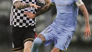 Jogo morno entre Boavista e Estoril deu empate