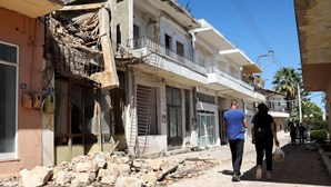 Novo sismo de magnitude 5,3 atinge ilha de Creta