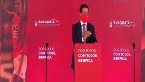 Fernando Seara integra lista de Rui Costa na candidatura à presidência do Benfica