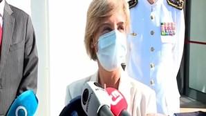 """""""Estamos a poucos dias de atingir 85% da população totalmente vacinada"""", afirma Marta Temido"""