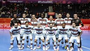 """Treinador do Cazaquistão diz que """"futsal em Portugal é visto pelo mundo inteiro"""""""