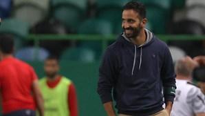 Conheça o onze escolhido por Rúben Amorim para o jogo frente ao B. Dortmund