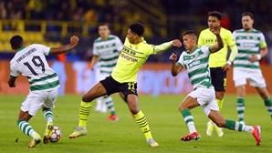 B. Dortmund 1-0 Sporting