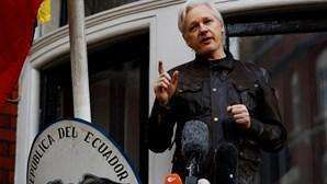 CIA planeou o assassinato de Julian Assange