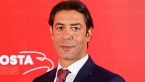 Rui Costa com três novidades na direção para as eleições no Benfica. Veja a lista