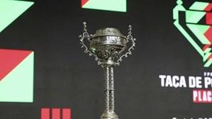 Conheça os adversários dos três grandes na 4ª eliminatória da Taça de Portugal