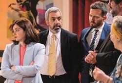 Pedro Alves e Pedro Teixeira dão corpo a duas das personagens mais populares de 'Festa é Festa' (TVI), cujas gravações da segunda temporada já arrancaram