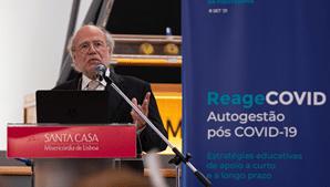 Jorge Torgal, diretor da Escola Superior de Saúde de Alcoitão
