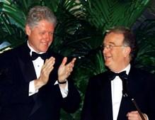 Bill Clinton e Jorge Sampaio