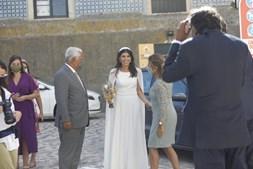 Filha de António Costa casou esta sexta-feira
