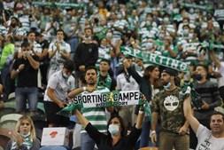Regresso do público ao estádio de Alvalade no clássico Sporting-FC Porto