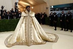 Lil Nas X em Versace