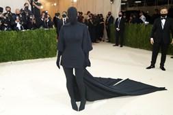 Kim Kardashian em Balenciaga