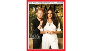 Para surpresa de muitos, Harry e Meghan Markle tomaram de assalto a lista anual elaborada pela revista 'Time'