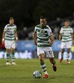 Sarabia ganha titularidade no Sporting