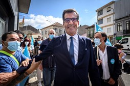 Moreira foi 'atacado' por Rio e respondeu na mesma moeda ao líder do PSD