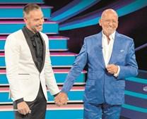 Cláudio Ramos e Manuel Luís Goucha apresentam o BB